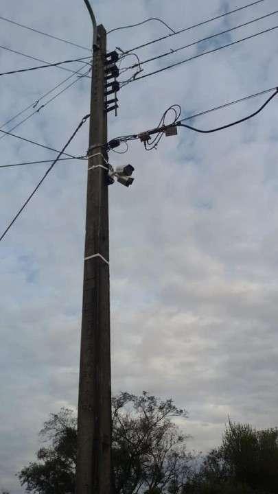 Instalación de cámaras vecinales - 2