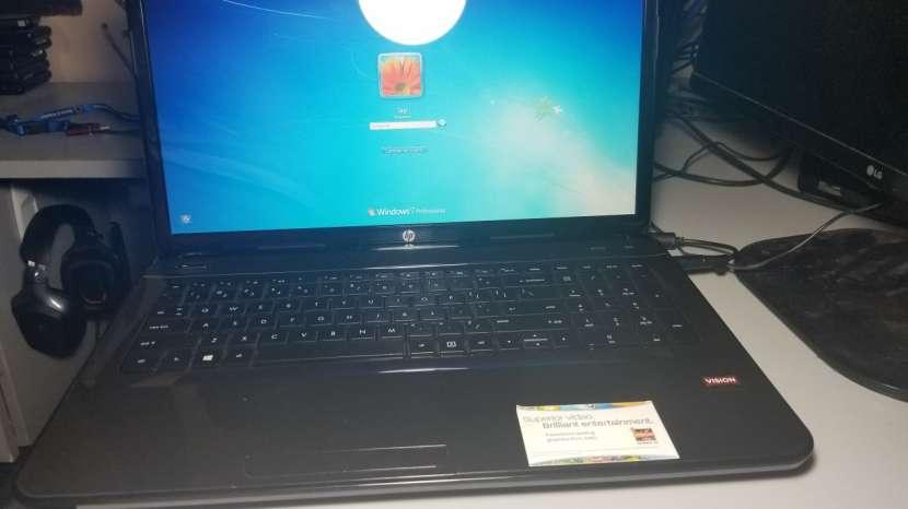 Notebook HP - 1