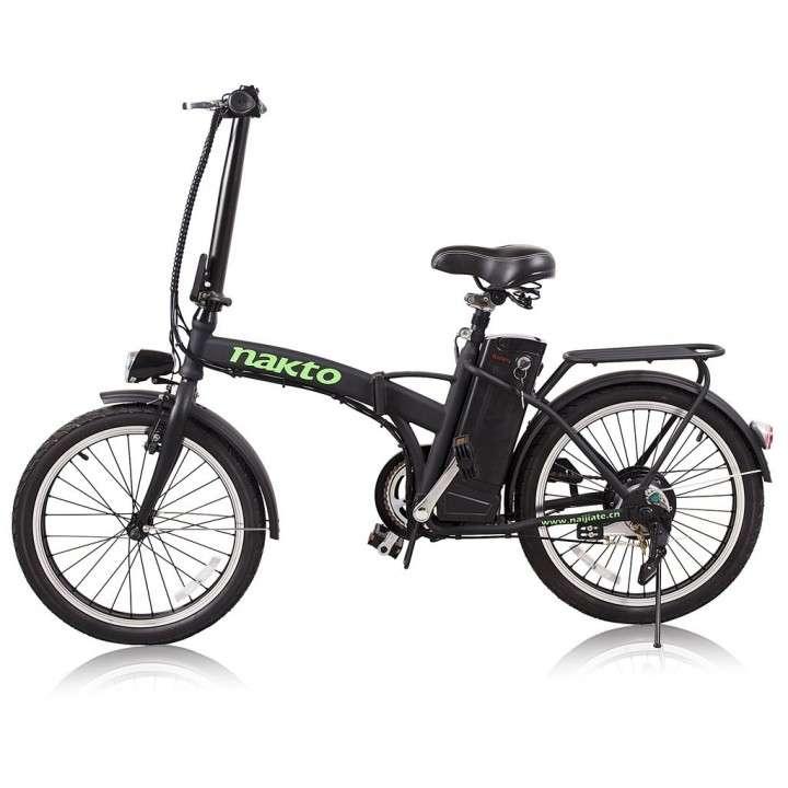 Bicicleta Eléctrica - 0