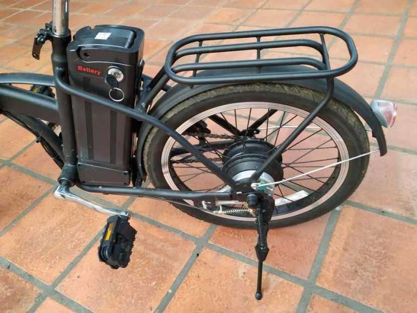Bicicleta Eléctrica - 3