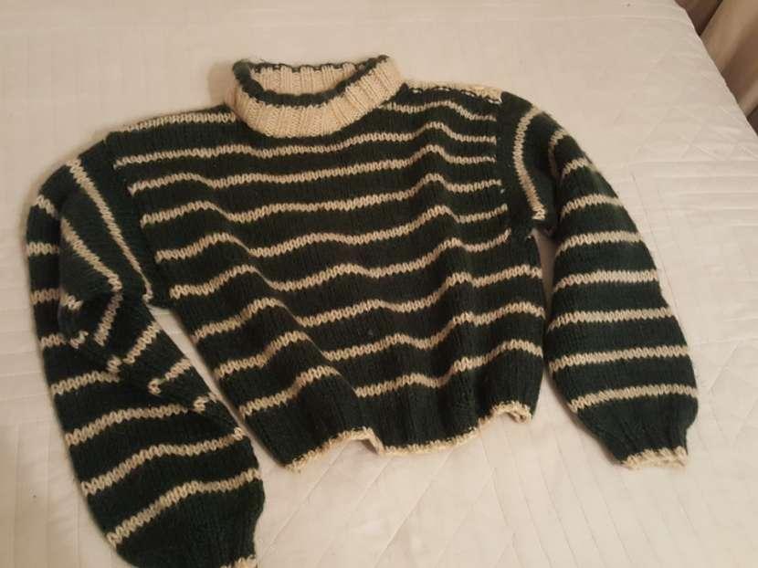 Suéter de lana - 0