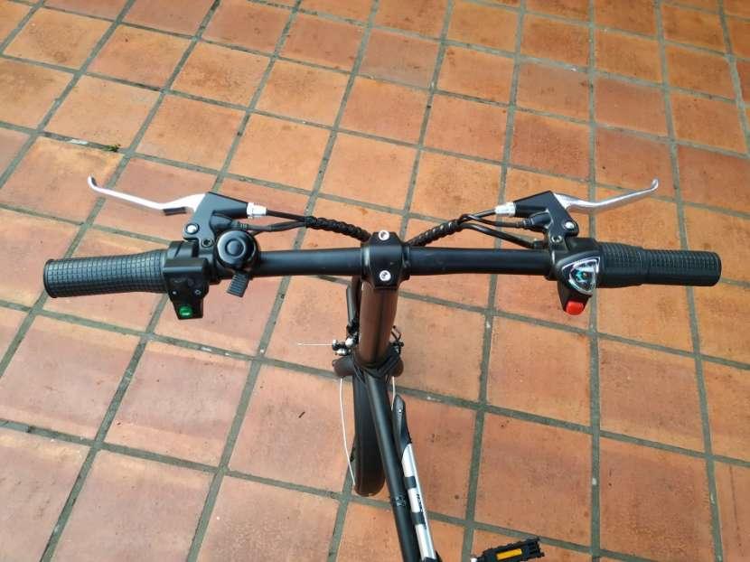 Bicicleta Eléctrica - 2