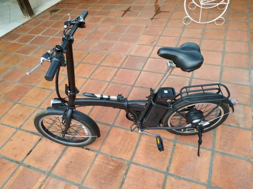 Bicicleta Eléctrica - 1