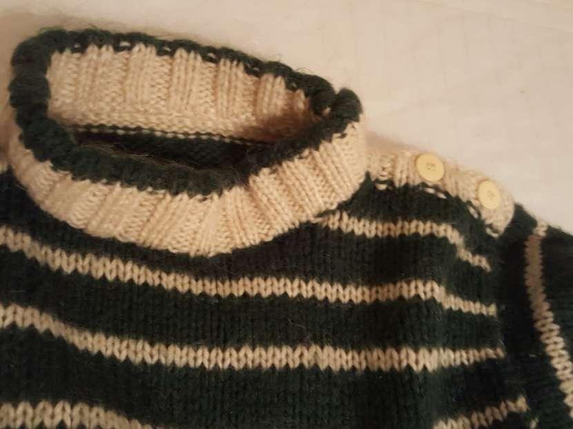 Suéter de lana - 1