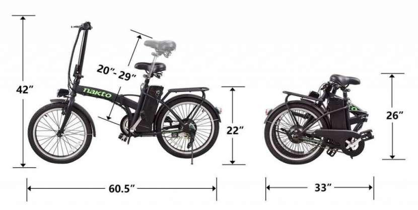 Bicicleta Eléctrica - 5