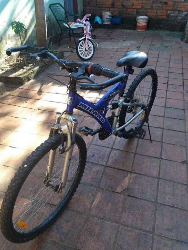 Bicicleta Milano - 2