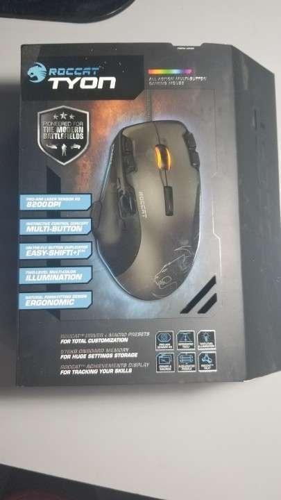 Mouse gamer - 0