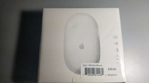 Mouse Apple - 3