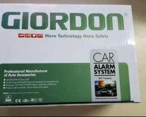 Alarma Giordon Premium