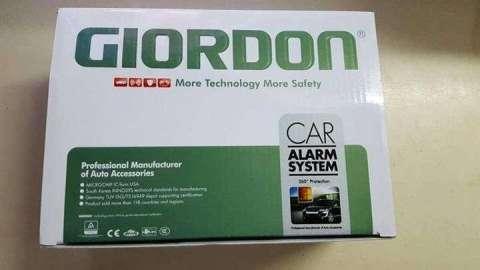 Alarma Giordon Premium - 0