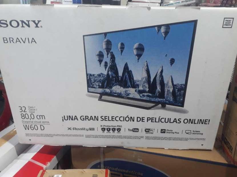 TV smart Sony 32 pulgadas - 0