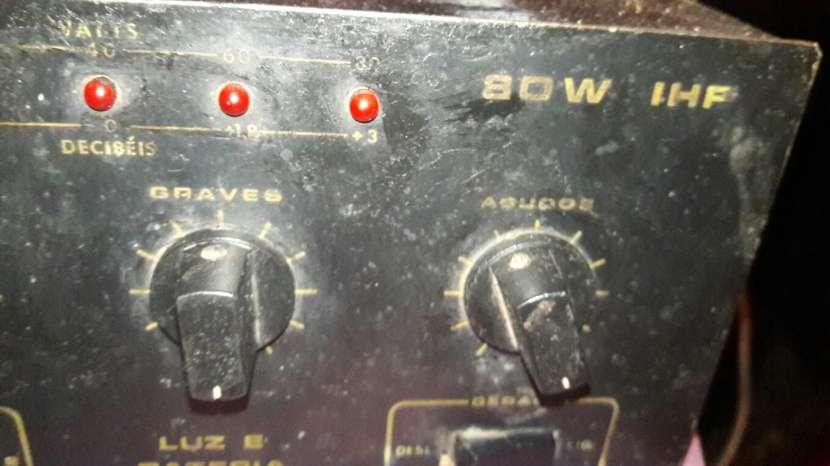Amplificador De Potencia Para Equipo A Buen Precio - 10