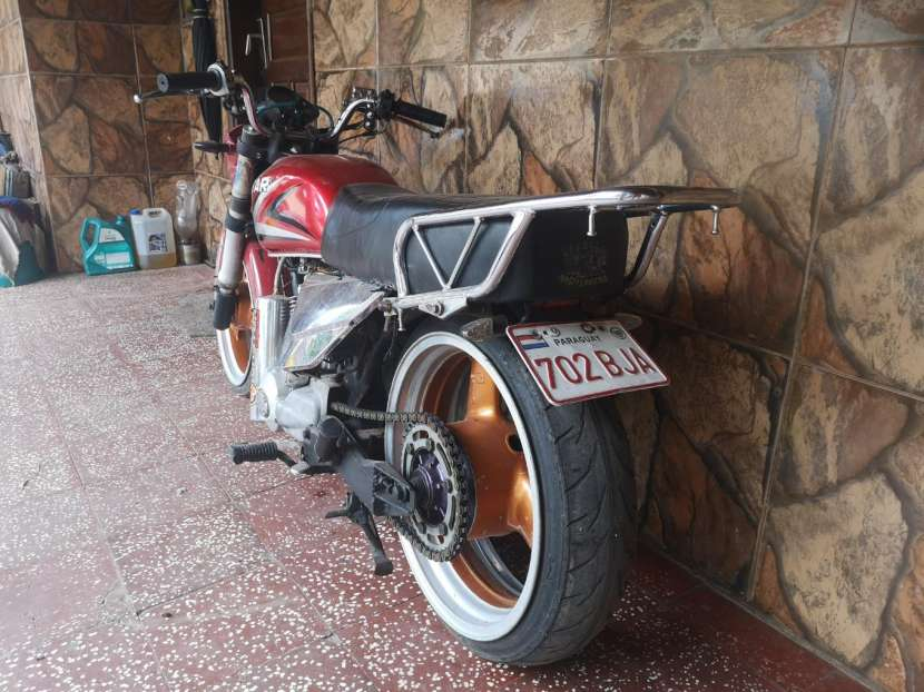 Moto Star 150 cc - 1