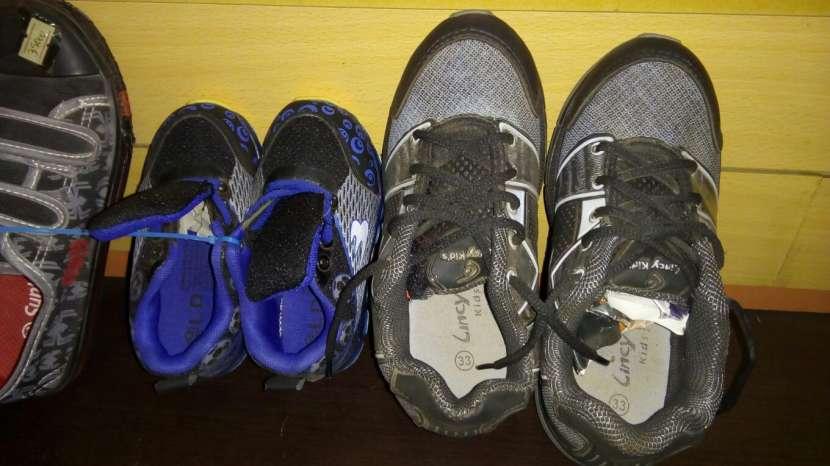 Championes para niños calces 32_35_28 y 32 - 1