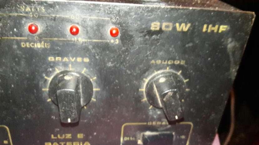 Amplificador De Potencia Para Equipo A Buen Precio - 2