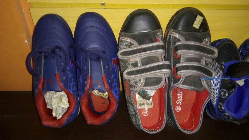 Championes para niños calces 32_35_28 y 32 - 2