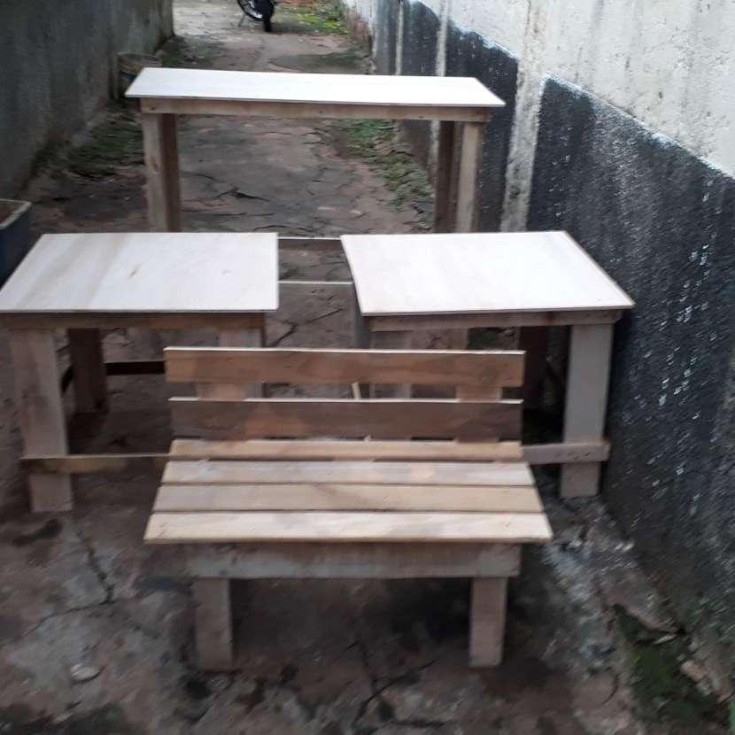 Mesas sillones.. - 3