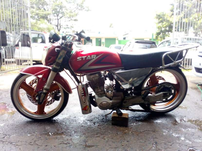 Moto Star 150 cc - 4