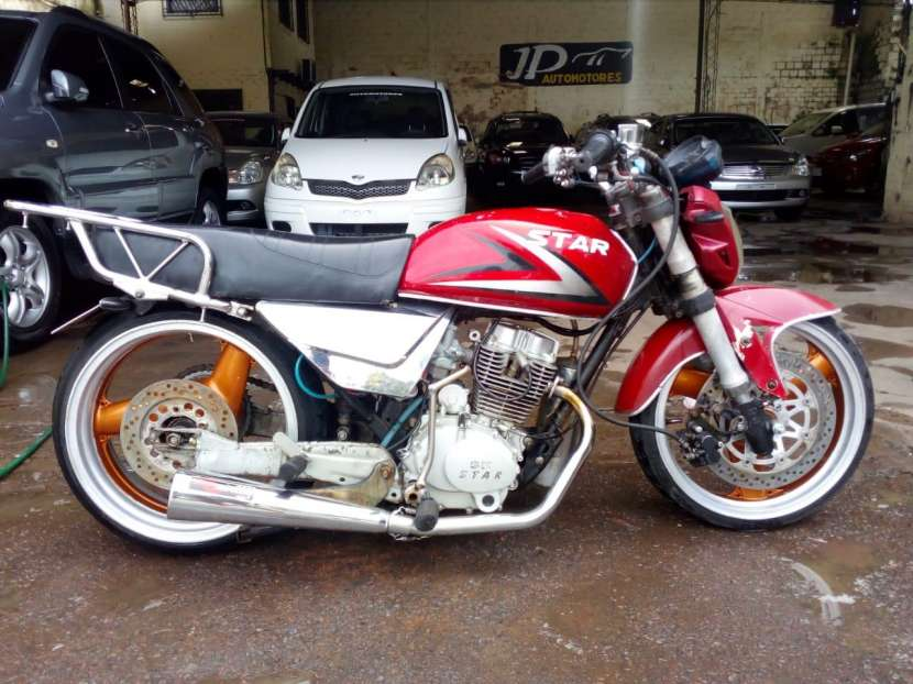 Moto Star 150 cc - 5