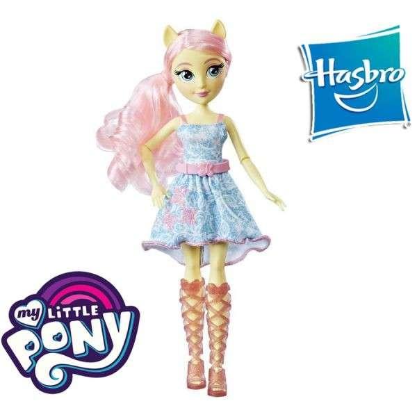 Equestria Girls Mi Pequeño Pony Muñeca Clasica de Hasbro - 0