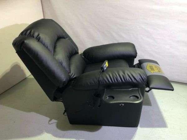 Sofá vibro masajeador ecoleather - 1