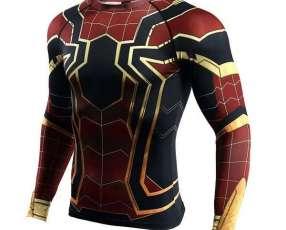 Remera Ciclismo Spiderman