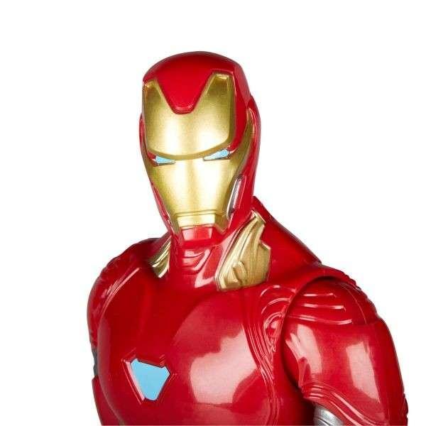 Muñeco Iron Man 30 cms de Hasbro - 2