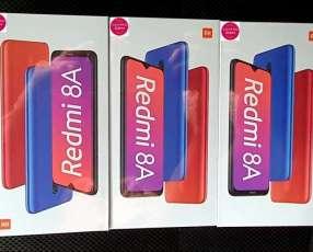 Xiaomi Redmi 8a de 32 gb nuevos en caja
