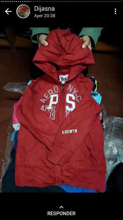 Fardo de ropas americanas - 6