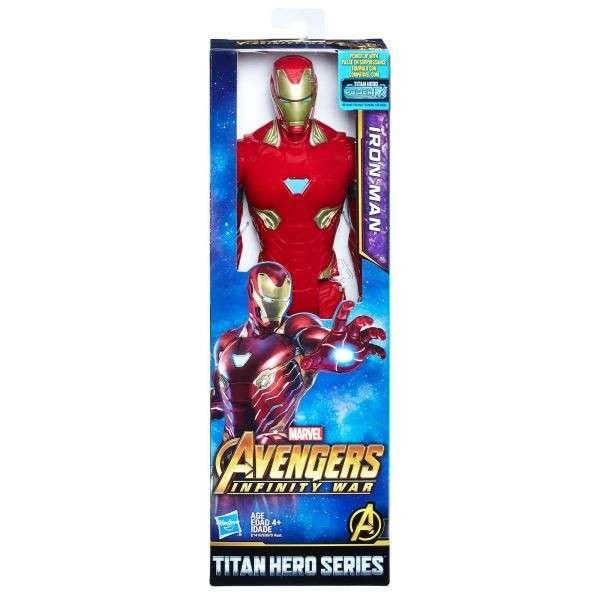 Muñeco Iron Man 30 cms de Hasbro - 1