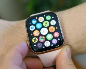 Apple Watch 4 40 mm Rosa