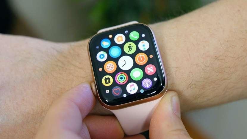 Apple Watch 4 40 mm Rosa - 0