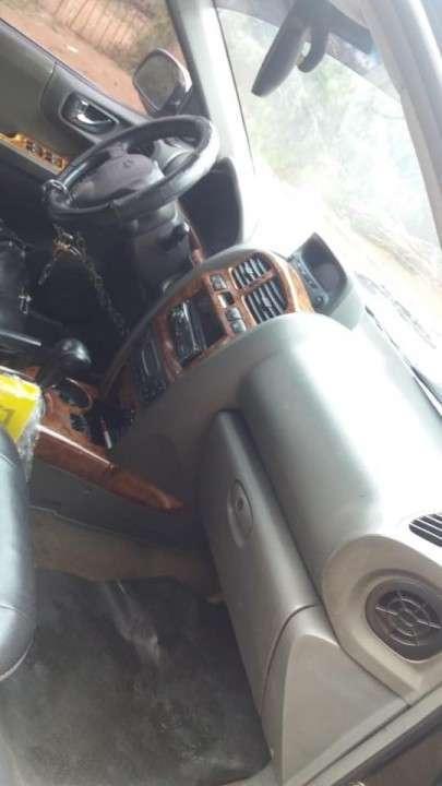 Hyundai Santa Fe 2002 motor 2.0 diésel automático 4x2 - 5