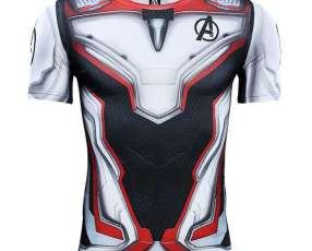Ciclismo mangas cortas Avengers
