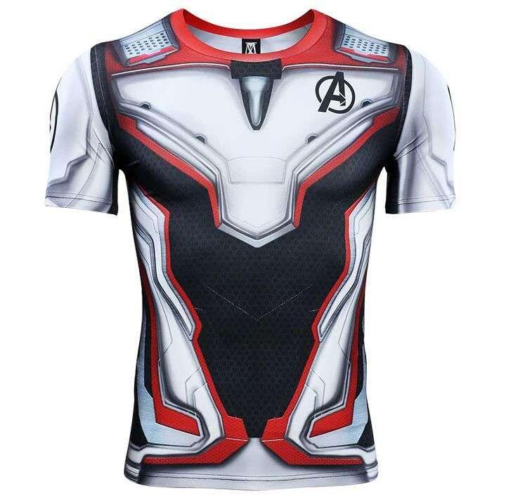 Ciclismo mangas cortas Avengers - 0