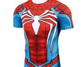 Camiseta de Ciclismo Hombre Araña Play