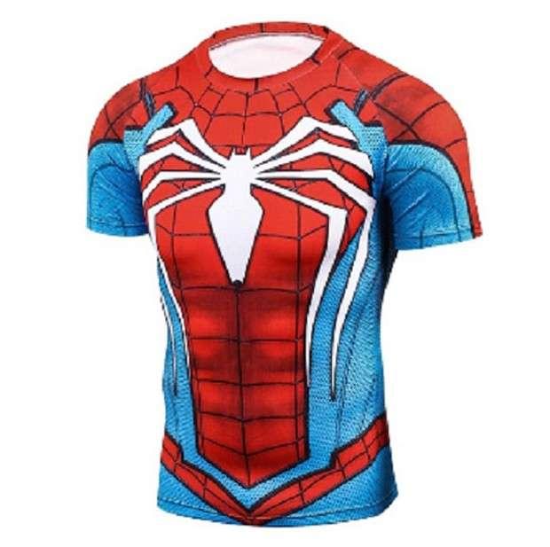 Camiseta de Ciclismo Hombre Araña Play - 0