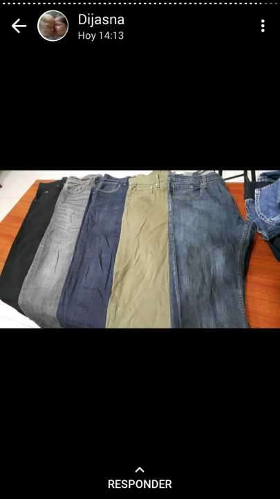 Fardo de ropas americanas - 4