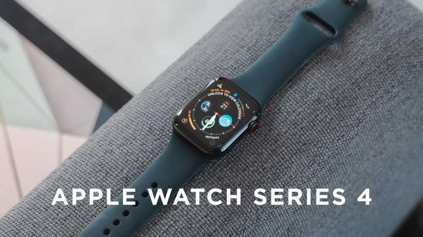 Apple Watch 4 40mm Negro - 1
