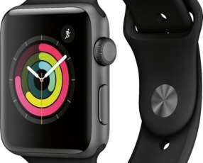 Apple Watch 3 38 mm Negro