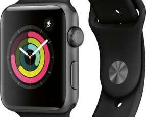 Apple Watch 3 38 mm Negro