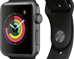 Apple Watch 3 42 mm negro