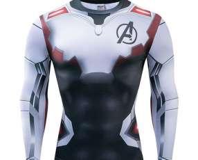 Camiseta Ciclismo Avengers