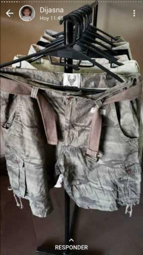 Fardo de ropas americanas