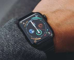 Apple Watch 4 40mm Negro