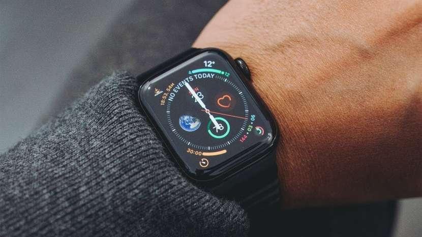 Apple Watch 4 40mm Negro - 0