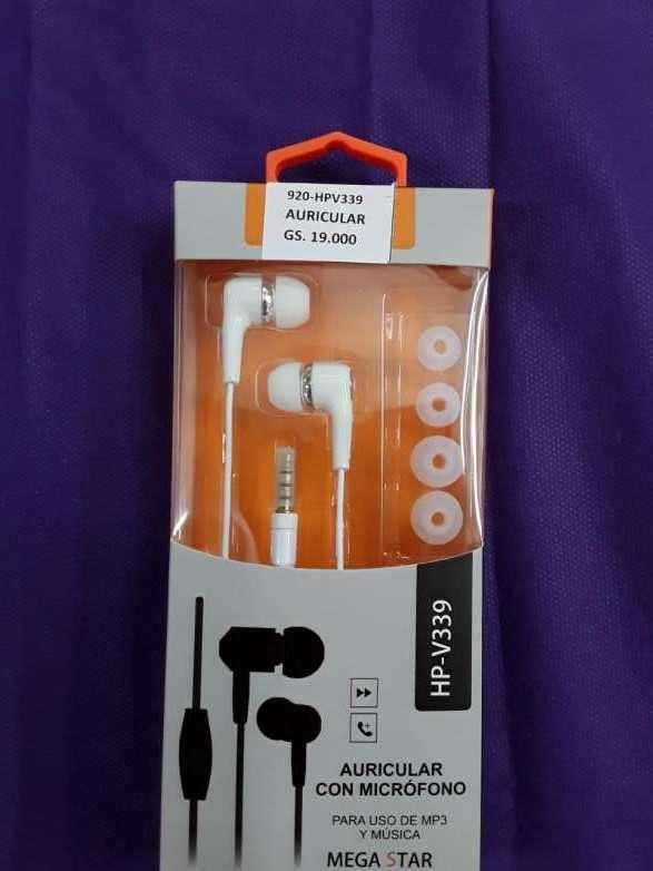 Auricular con micrófono - 0