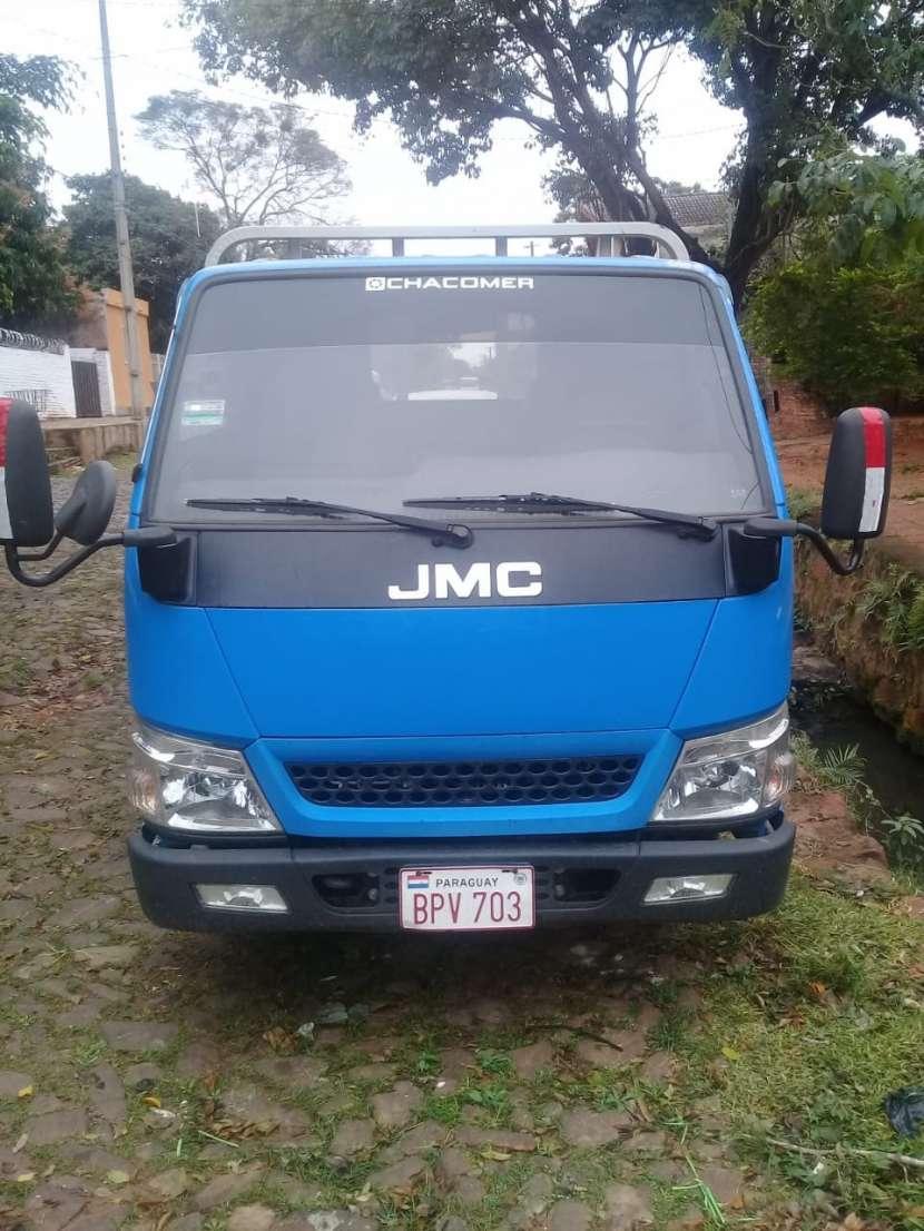 Camión utilitario JMC - 0