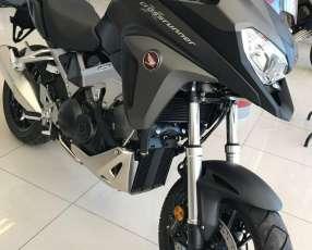Moto Honda VRF 800 Crossrunner