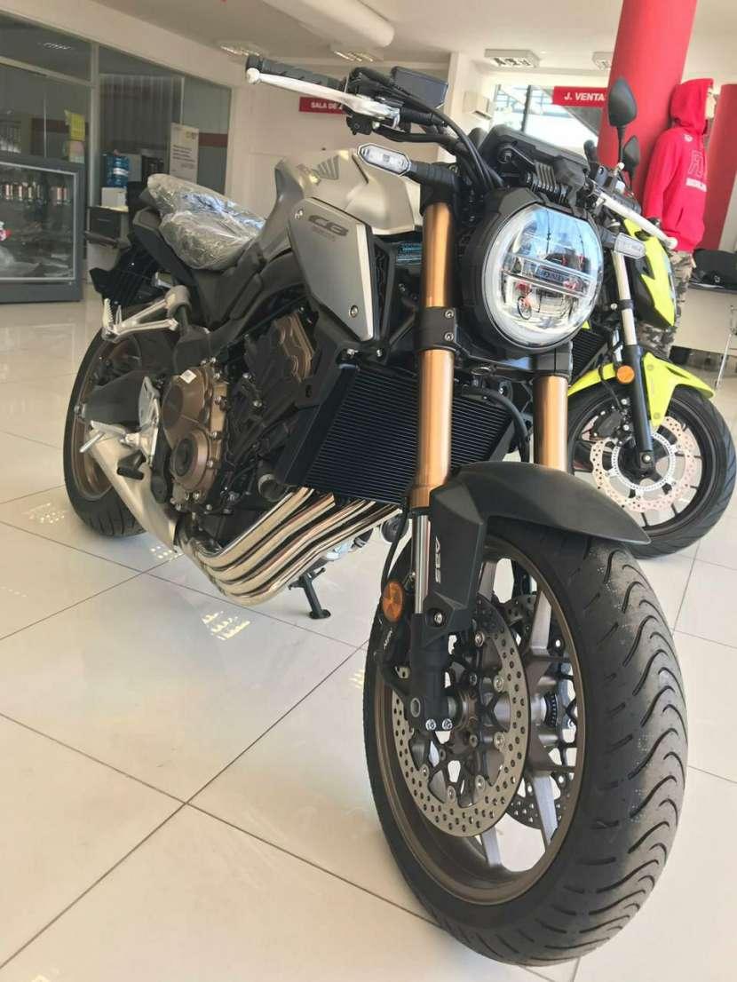 Moto Honda CB 650 R - 0